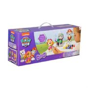 Paw Patrol Pack of 3 Skye, Everest & Marshall Paint Your Own Figures